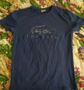 Мужская футболка Lacoste 44-46 S