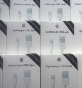 Apple Lightning cable Оригинал 5/5S/6/6S/7