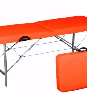 Массажный стол + валик в Тюмени