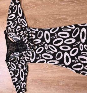 Платье, юбка, капри.