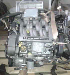 Двигатель Мазда МПВ