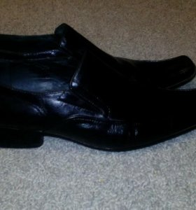Туфли кожанные мужские 40-41