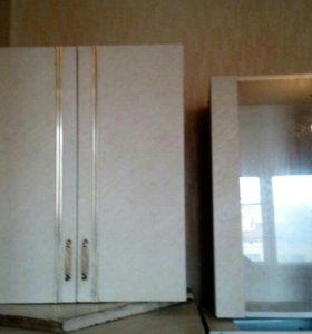 Кухонные навесные шкафчики