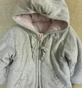 Куртка детская 6-9 мес