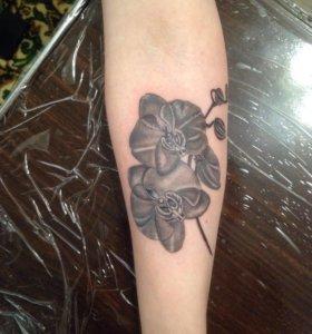 Татуировка -Tattoo