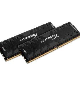 Kingston DDR4 16Gb (2x8Gb) 3333 MHz HyperX