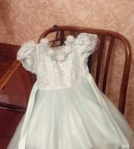 Празничное платье