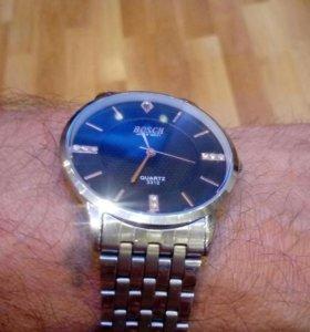 Часы мужские, супер тонкие