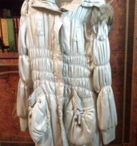 Пальто на синтипоне