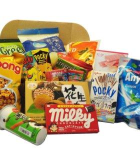 Японские сладости Mega Box