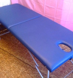 Кушетки/массажные столы складные + валик