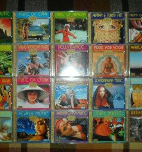 Музыка на CD и MP3 #2