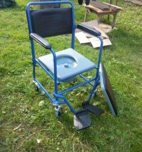 Новый санитарный стул