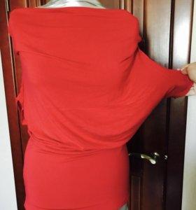 Блузка трикотаж S-M