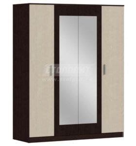 4-х дверный шкаф «Уют»