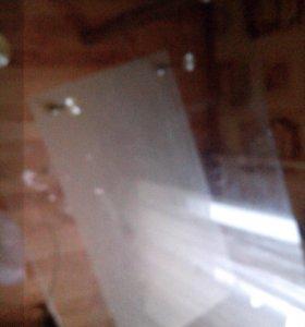 Стол стеклянный кухоный