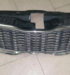 Решетка радиатора Кия Рио 3