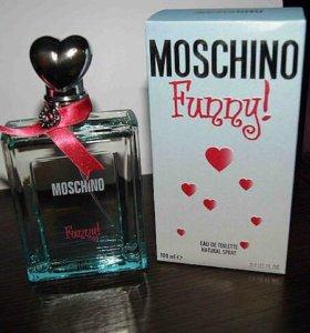 Женский парфюм Moschino Funny