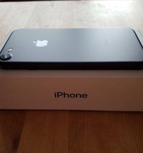 Обмен iPhone 7 128gb матовый