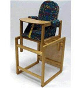 Новый стульчик