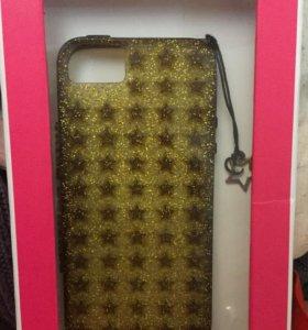 Чехол на iPhone 5 Juicy Couture
