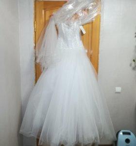 НОВОЕ‼️‼️❗ Свадебное платье