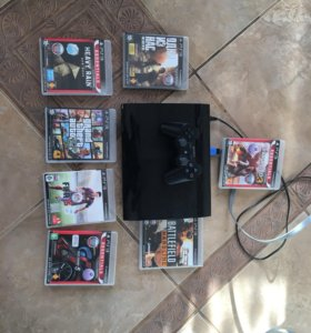 Sony PlayStation 3 Slim 500 gb