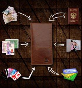 портмоне Wolf Wallet
