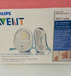 Цифровая радио няня Philips Avent SCD 505