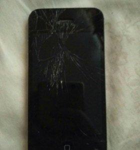 IPhone4(Сломанный). ВОЗМОЖЕН ТОРГ!!!