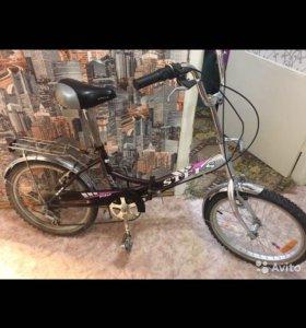 Продам велосипед STELS 5 скоростей