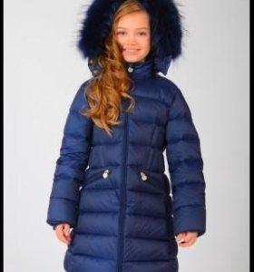 Пуховое пальто Borelli (новое)