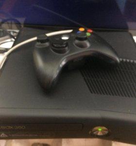 X-box 360 Прошитый много много игр на приставке!!
