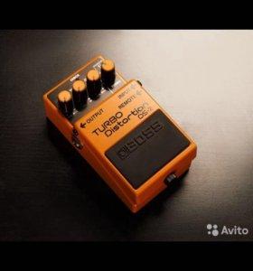 Boss Turbo Distortion DS2