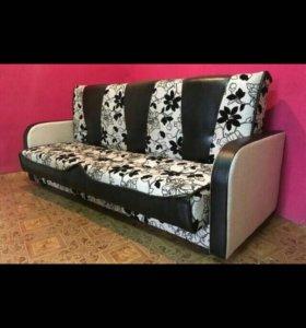 380 Новый диван книжка мешковина от производителя