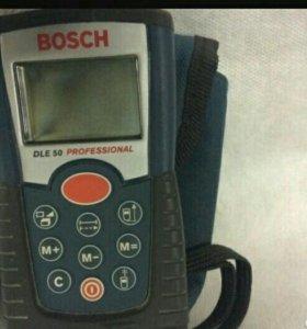 Дальномер Bosch DLE 50