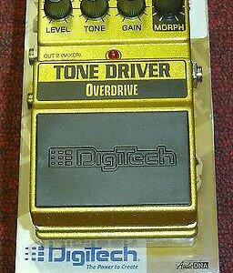 Digitech XTD Tonedriver. Доставка