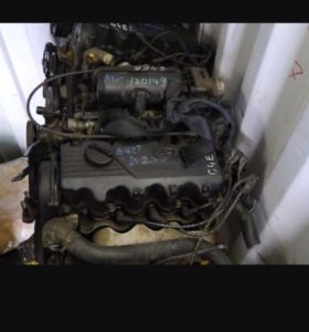 Контрактный двигатель Хендай Акцент G4EB