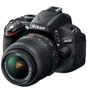 Nikon 5100 с обьективом 24-85mm