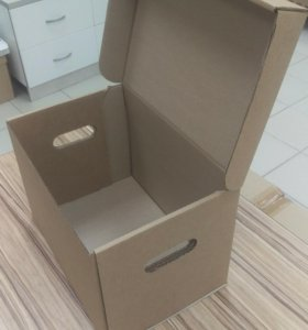 Коробка (330*230*230) формат А4