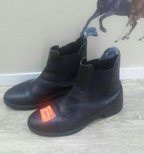 Ботинки для занятий конным спортом