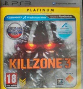 игры PS3 (KILLZONE 3)