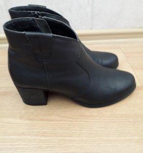П/ботинки 39р.