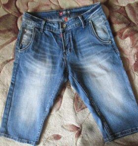 джинс. шорты