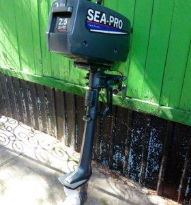 Лодочный мотор ( SEA-PRO )