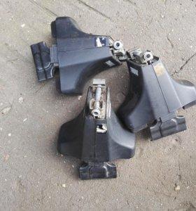 Упоры для багажника Thule Rapid System 750