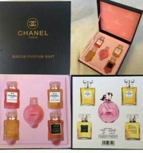 Набор CHANEL 5 в 1 парфюм