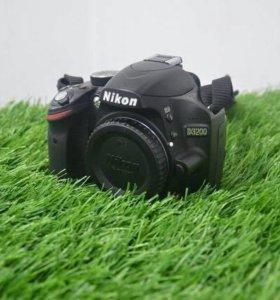 Фотоаппарат Nikon D3200 Body