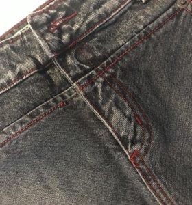 Новая юбка джинсовая (Италия) combipel p.46-48
