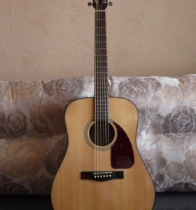 🎸Гитара Fender CD-140S Dreadnought Natural